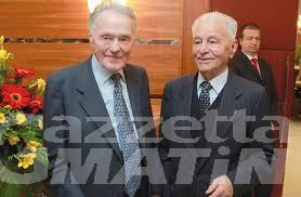 Lutto: morto Augusto Valleise, decano degli assessori regionali