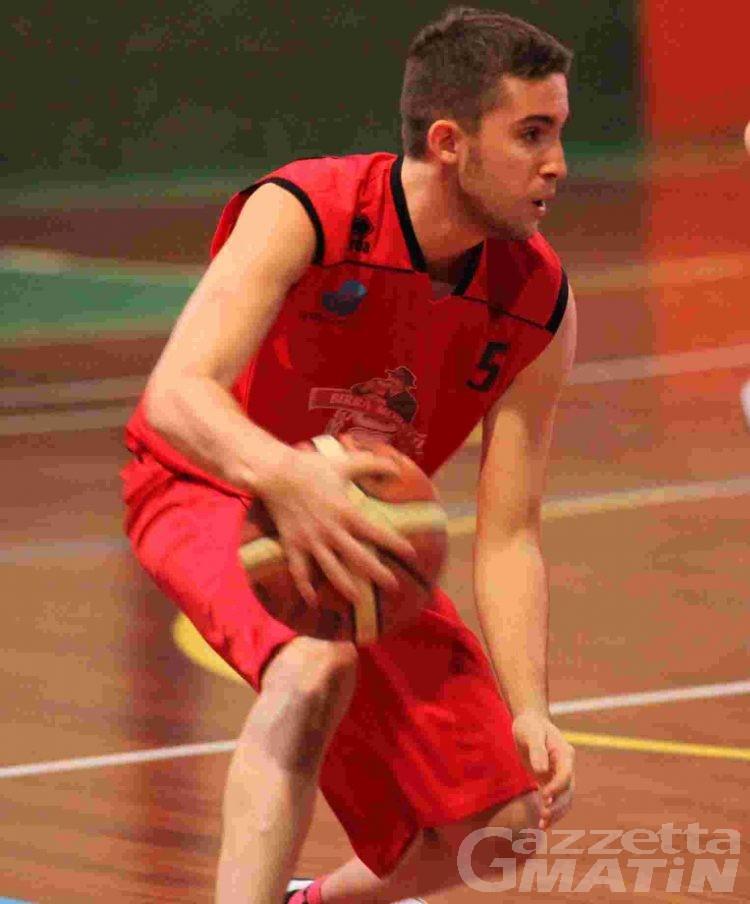 Basket: vince la Moretti, battuto lo Chez Drink