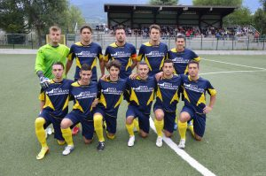 Calcio: il derby di Coppa Italia Charvensod - Aygreville (foto Alessandro Bianchet)