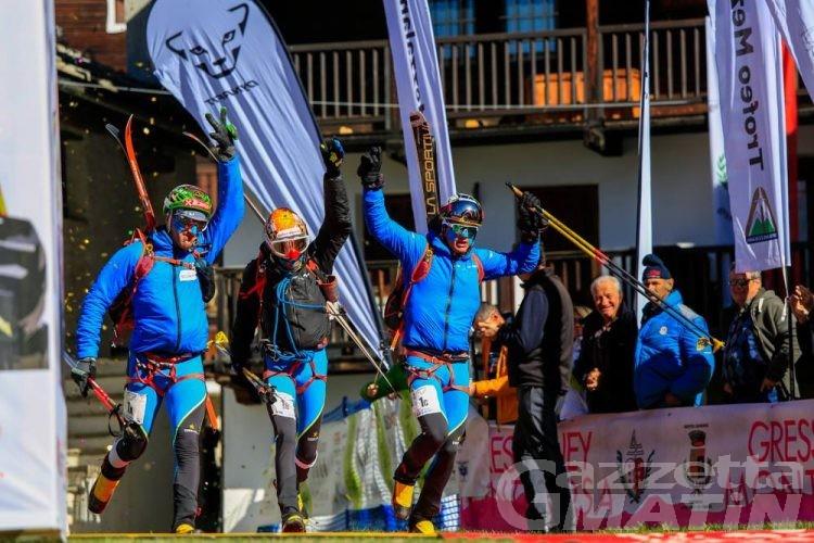 Trofeo Mezzalama: la nona sinfonia degli Alpini