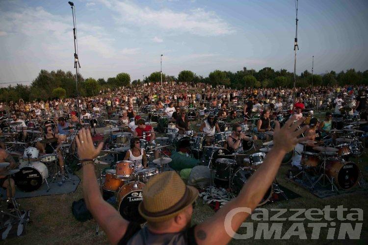 Musica, Rockin'1000 potrebbe scegliere Courmayeur