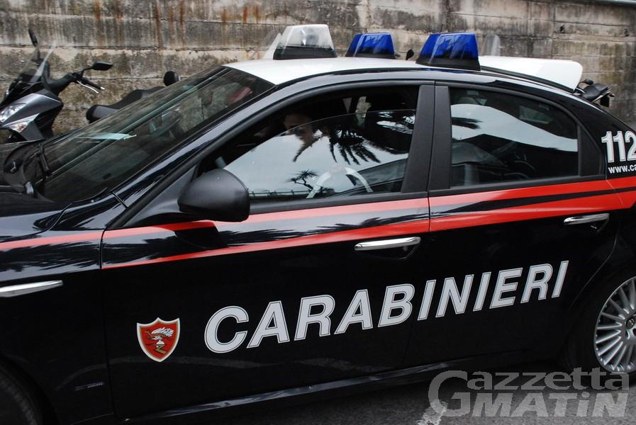 'Ndrangheta, operazione carabinieri: arresti in Valle d'Aosta e Piemonte
