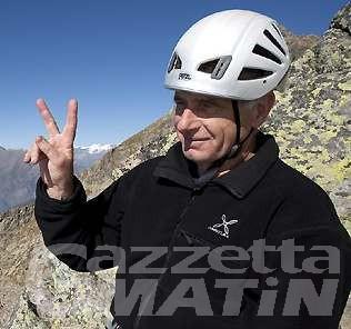 Montagna: Pietro Giglio nuovo presidente guide alpine valdostane