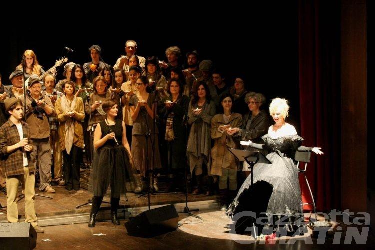 Musica, la Sfom apre la rassegna 'Off' con un musical