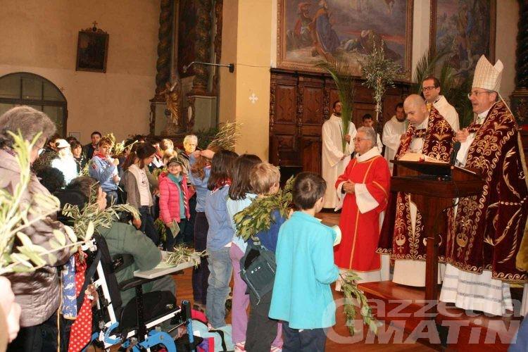 Verso Pasqua: oggi benedizione ulivi a Santo Stefano