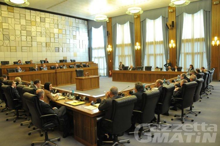 Consiglio Valle: Tar, corretto quorum a 16, giunta Marquis resta al suo posto