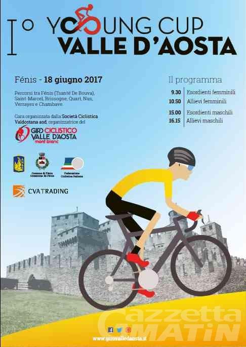 Ciclismo: la Young Cup in rampa di lancio