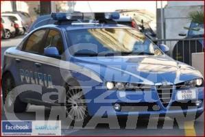 Polizia: sequestrati otto veicoli senza assicurazione