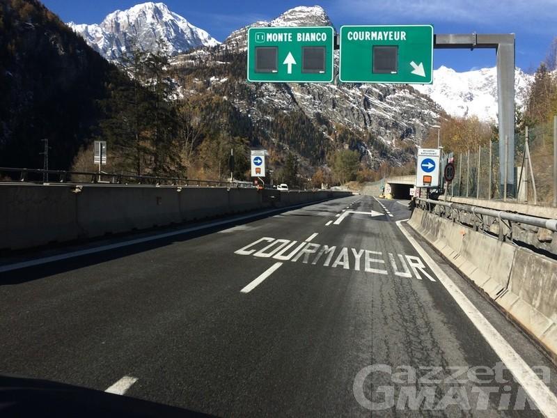 Rincaro autostrada, i sindaci della Valdigne: «La follia continua!»