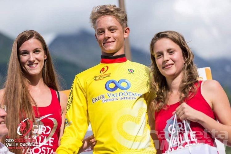 Giro della Valle: Matteo Fabbro vince il cronoprologo