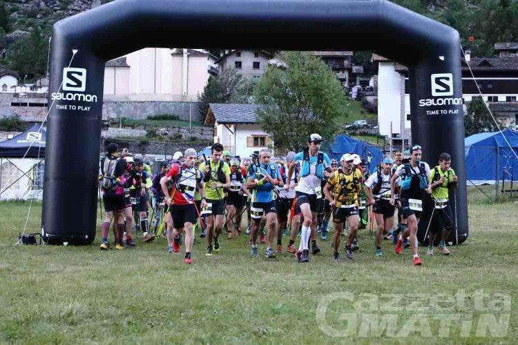 Tour Trail VdA: le premiazioni finali dopo il Vertical del Mont Mary