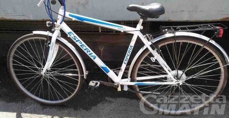 Ladri di biciclette: denunciati due giovani aostani