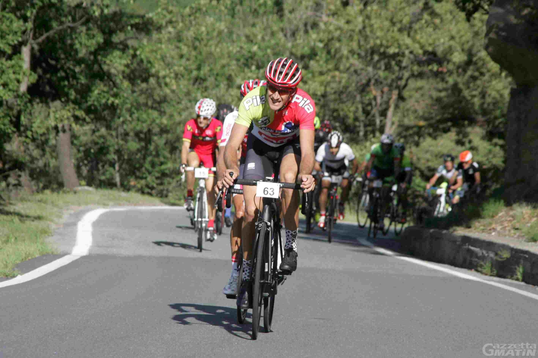 Ciclismo: Wladimir Cuaz trionfa al Col Tzecore