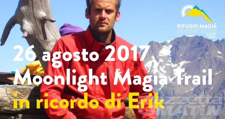 Trail: il Moonlight chiuderà il Tour Valle d'Aosta
