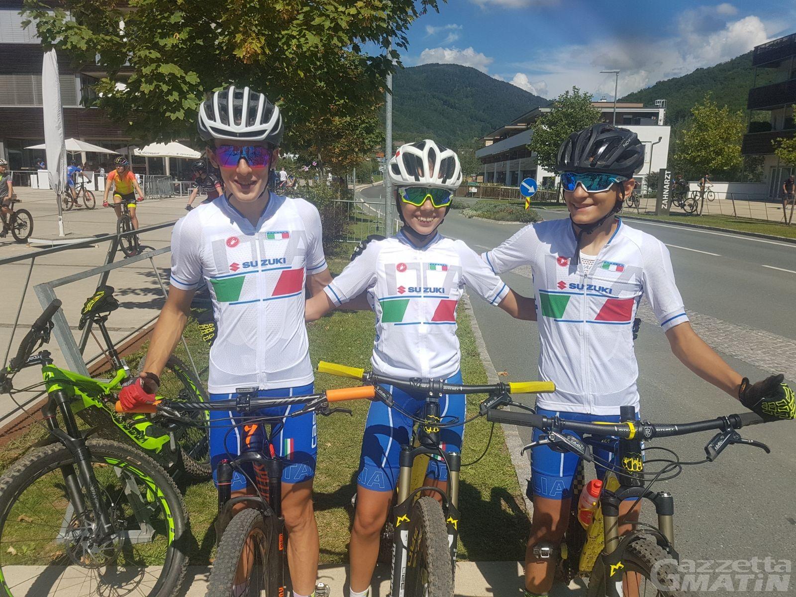 MTB: Filippo Agostinacchio ancora sul podio agli Europei