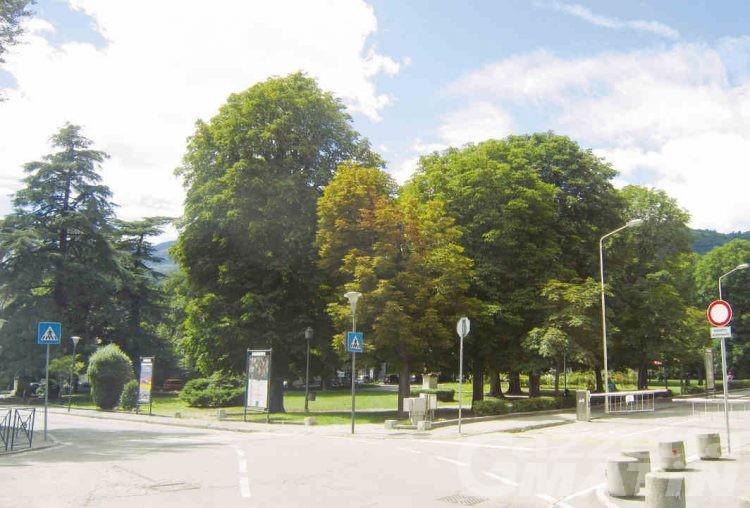 Rapina al parco della stazione di Aosta, due arresti
