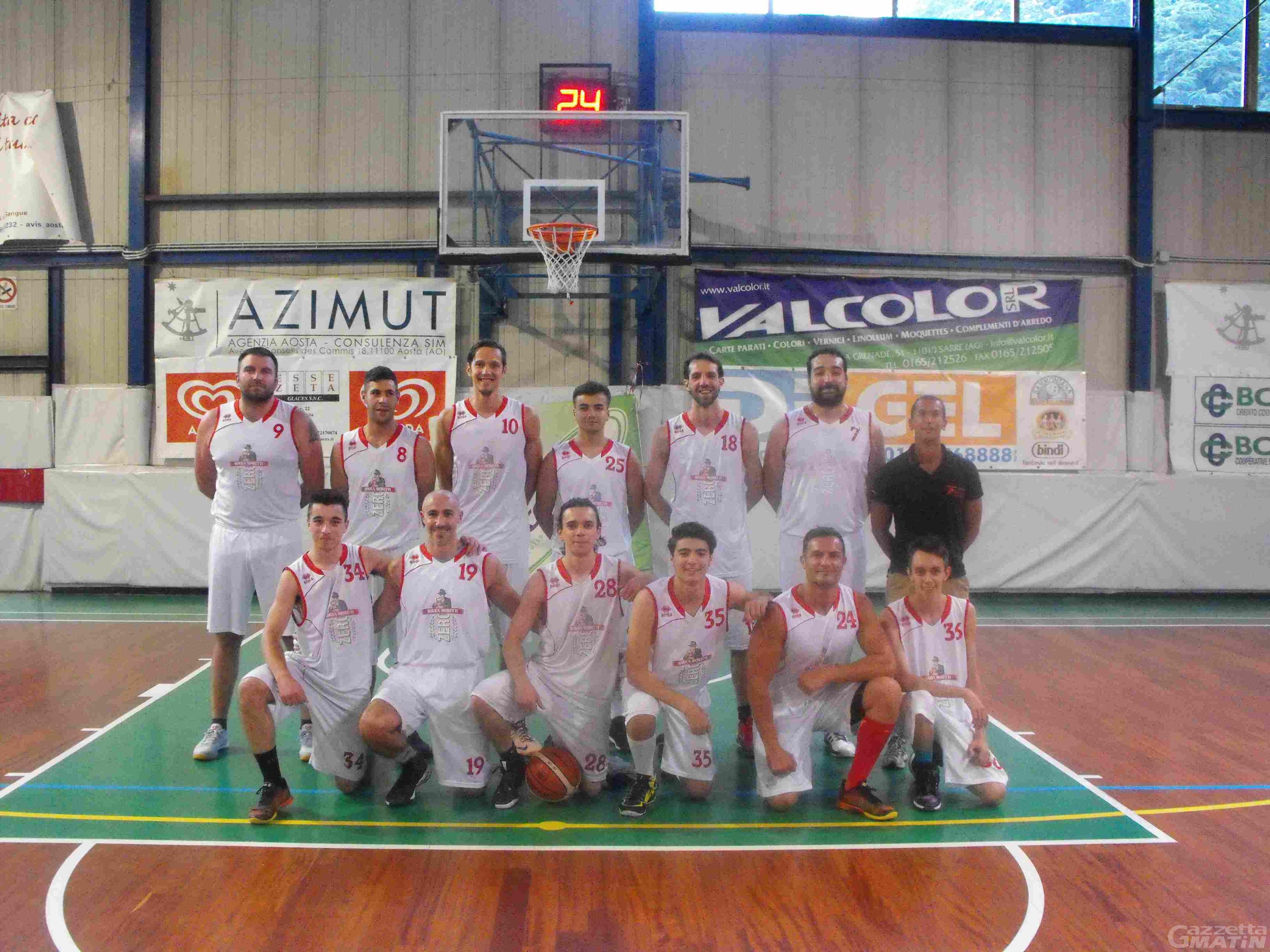 Basket: il Rouge et Noir non si iscrive al campionato