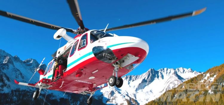 Incidenti in montagna: recuperata l'alpinista ferita