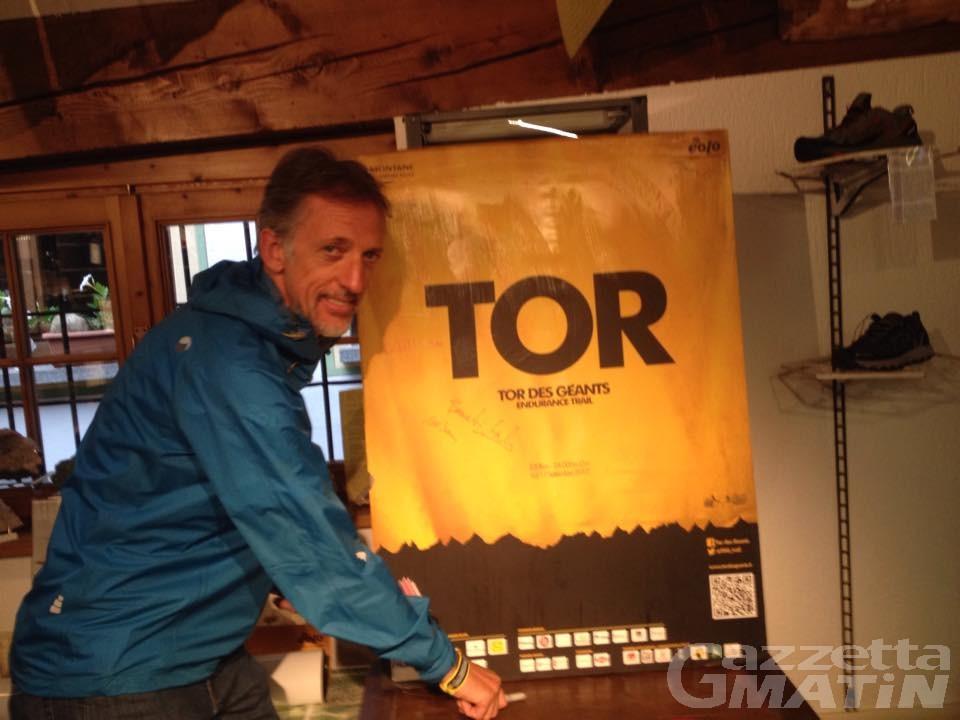 Tor des Géants: Marco Berni cade e si ritira sul Malatra