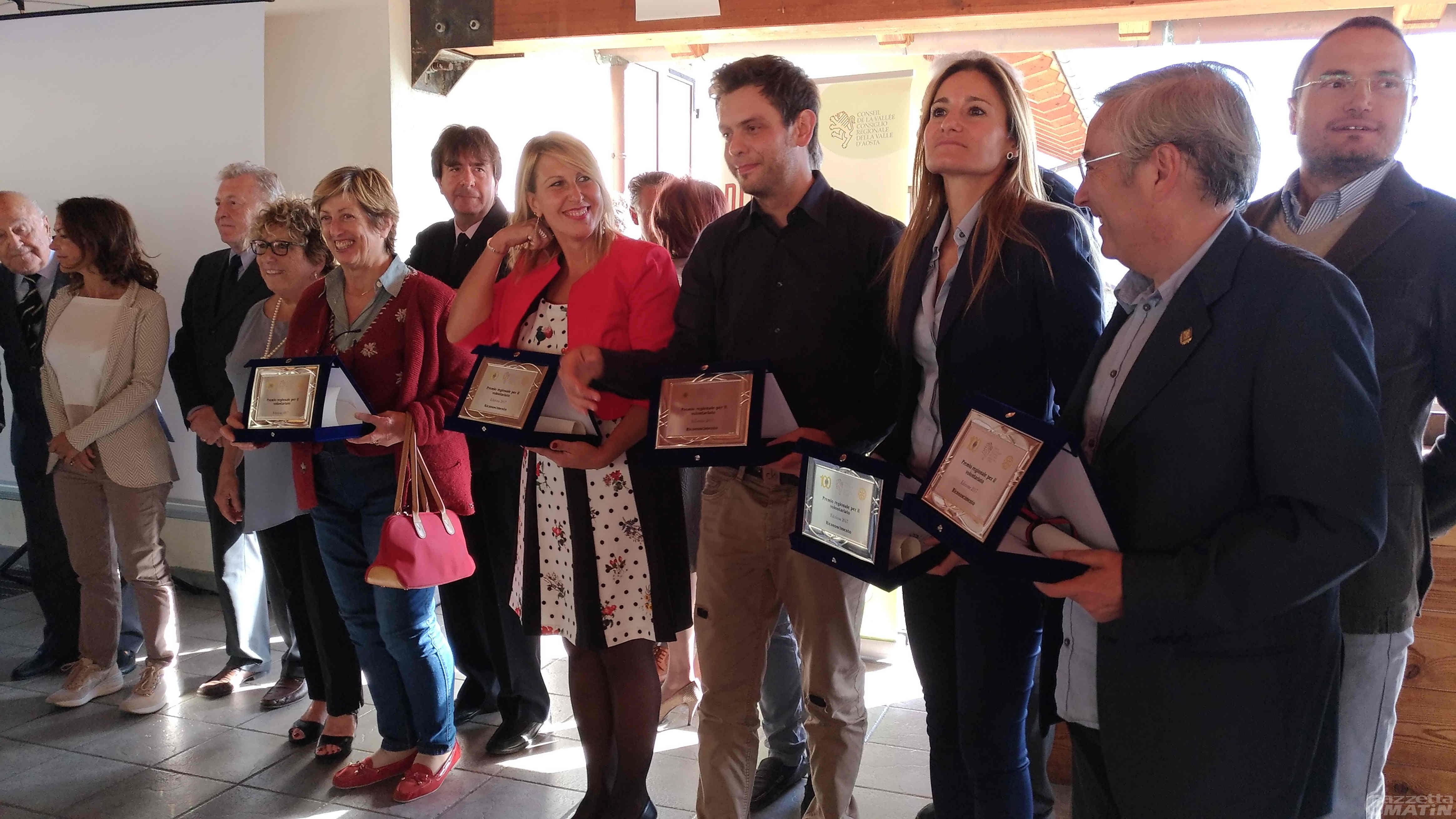 Volontariato: il premio regionale va alla San Vincenzo de Paoli