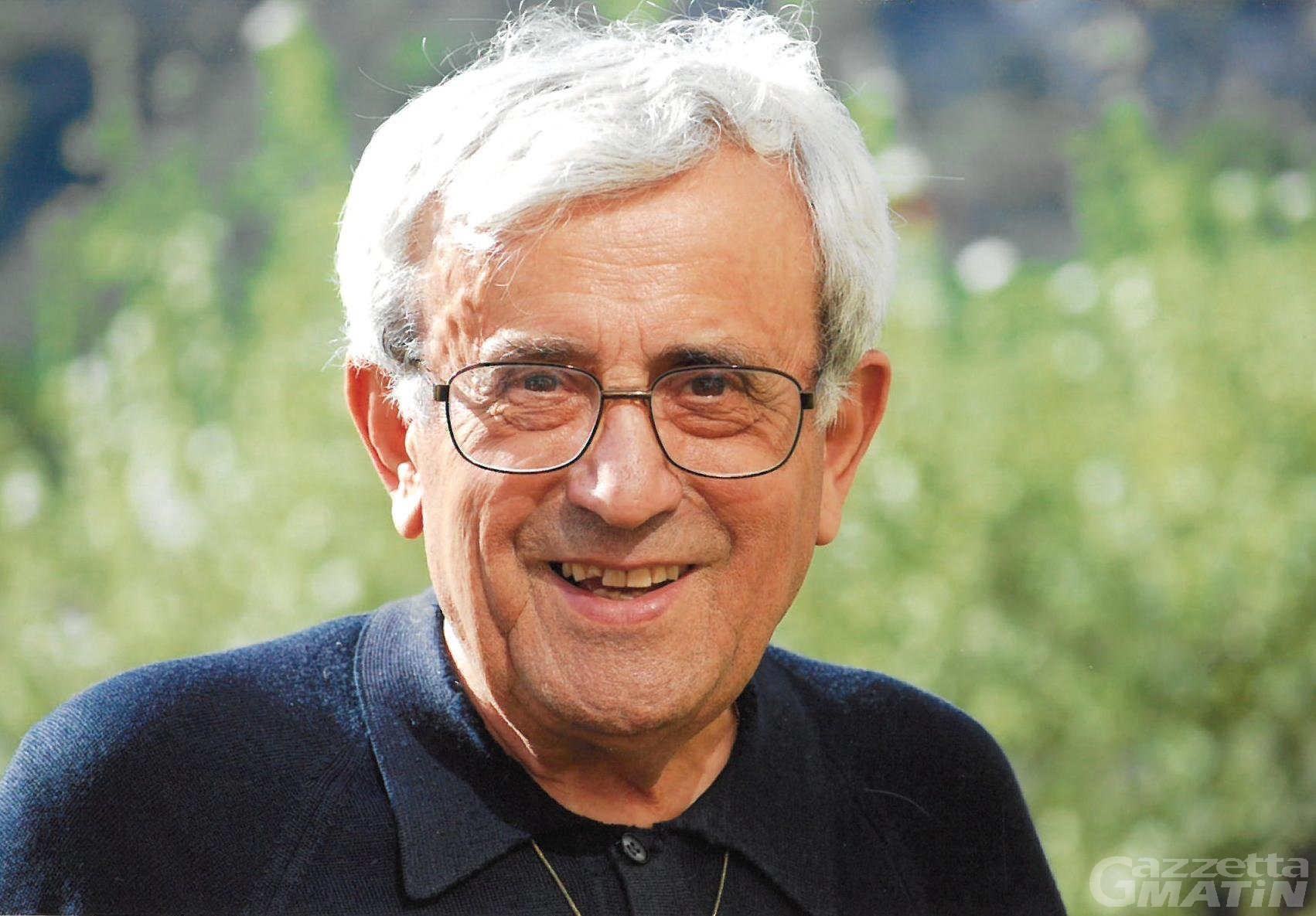 Comuni: è morto don Emiro Pession, parroco di Brissogne