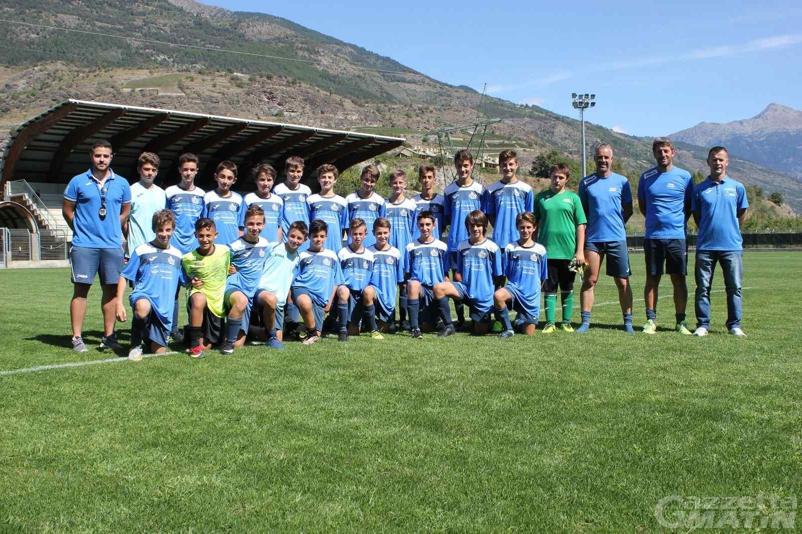 Calcio giovanile: i gironi regionali delle nostre squadre