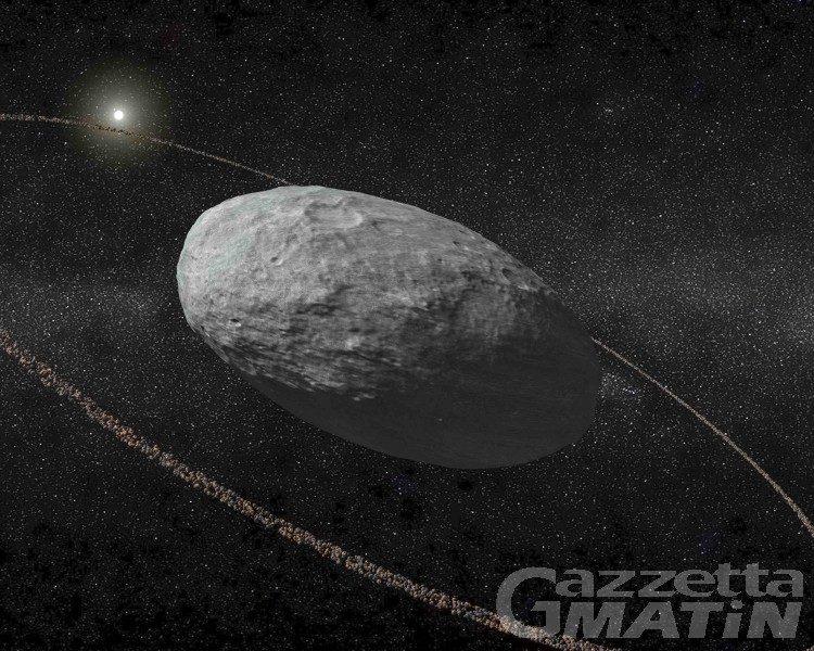 Astronomia, l'Osservatorio scopre un piccolo Saturno