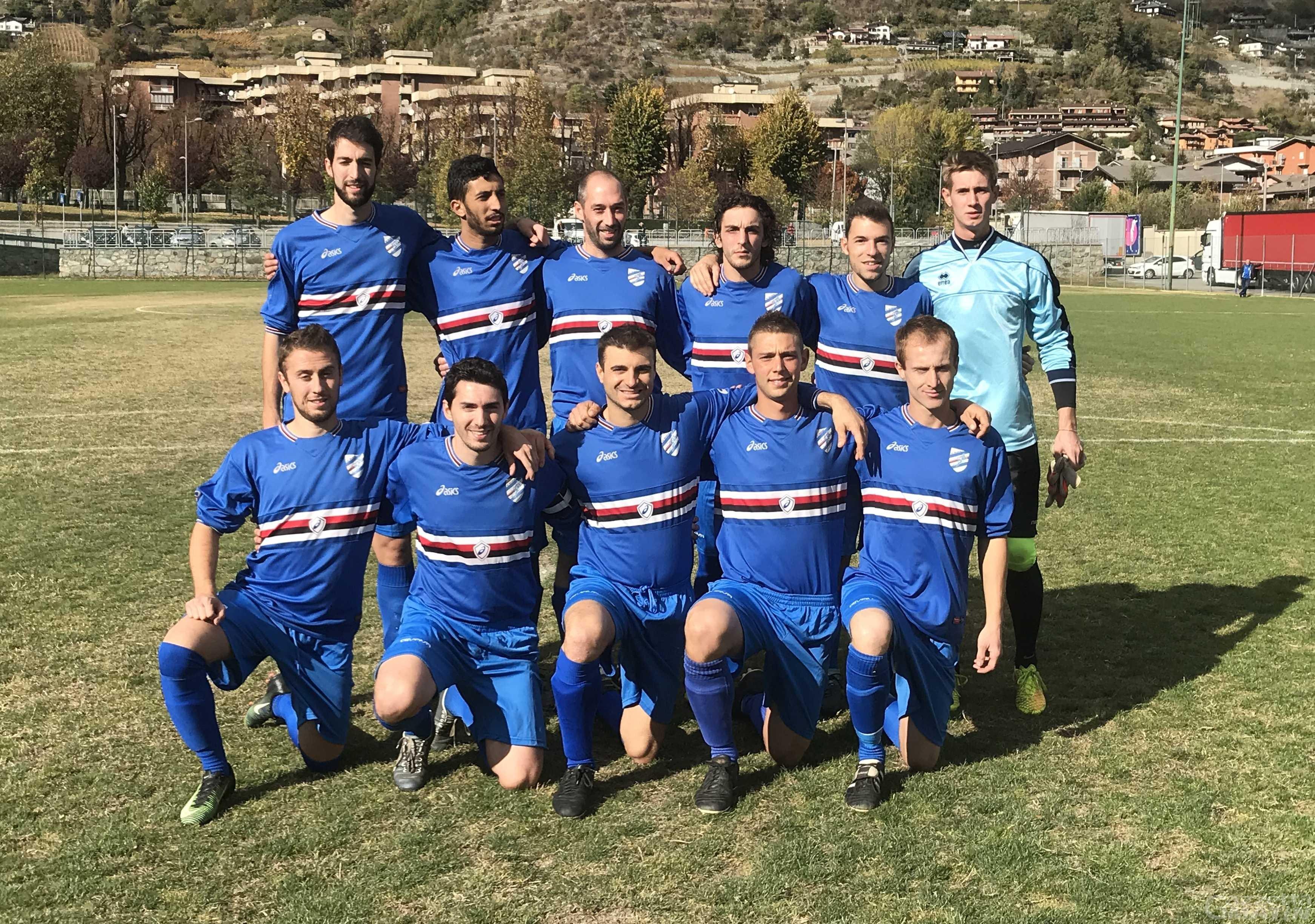 Calcio: il Fenusma si prende il derby di Prima Categoria