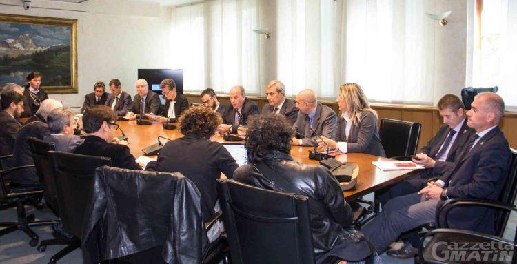 Minoranza: «il presidente Viérin ostaggio della sua maggioranza»