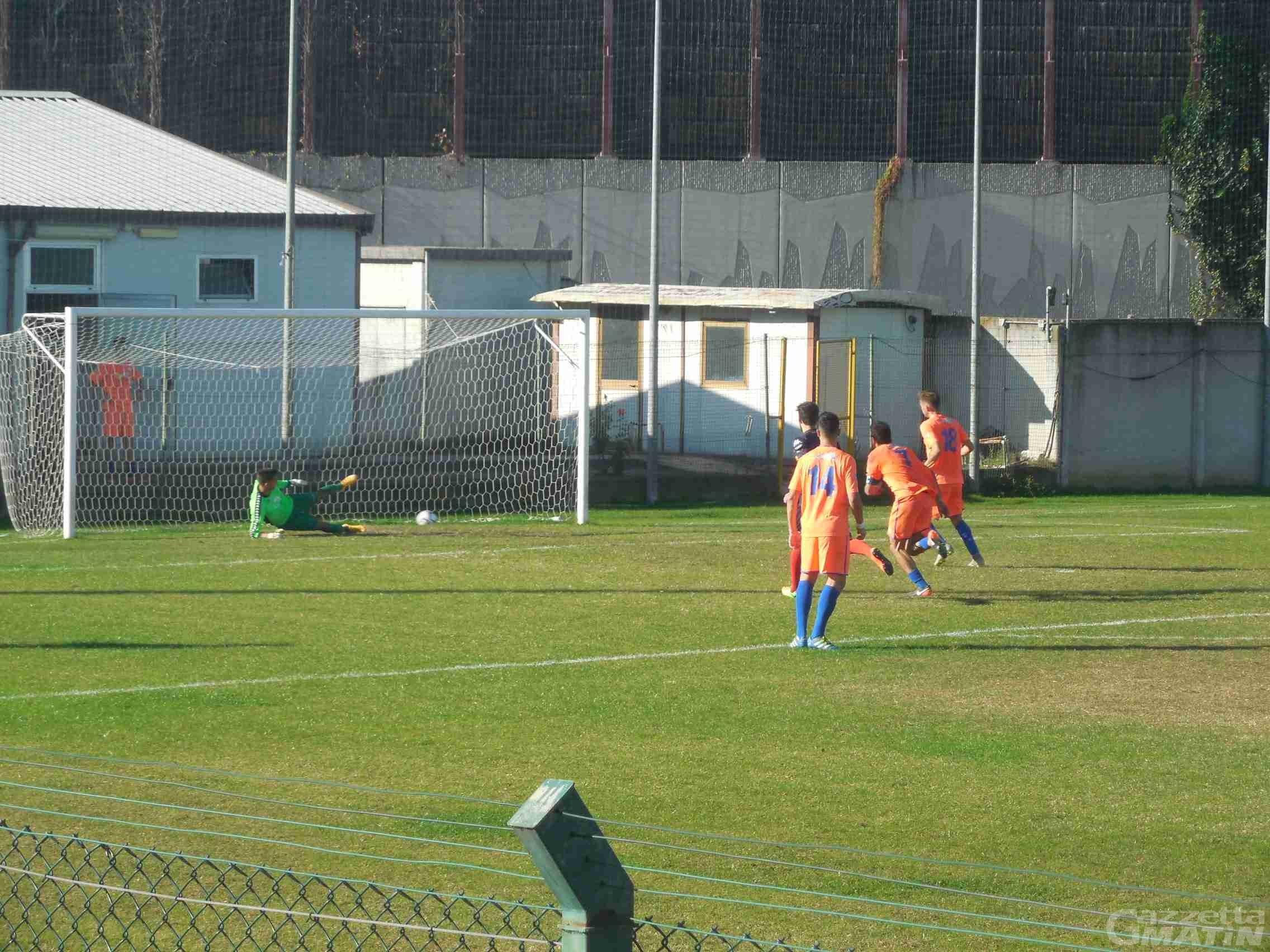 Calcio: vince l'Aygreville, buon pari del P.D.H.A.