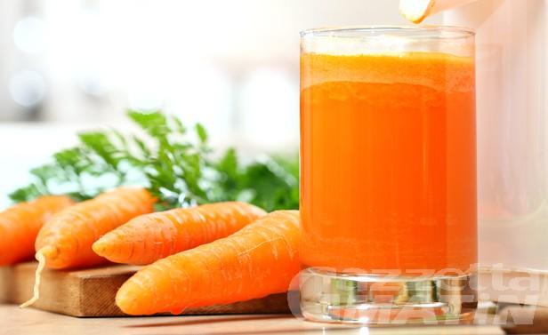 I prodigi del succo di carota