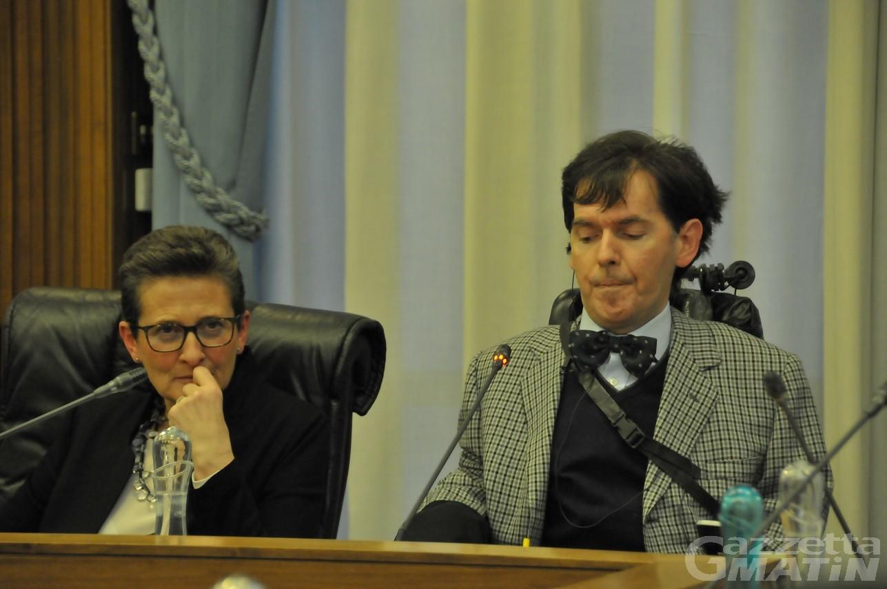 Consiglio Valle: Alberto Bertin lascia Alpe