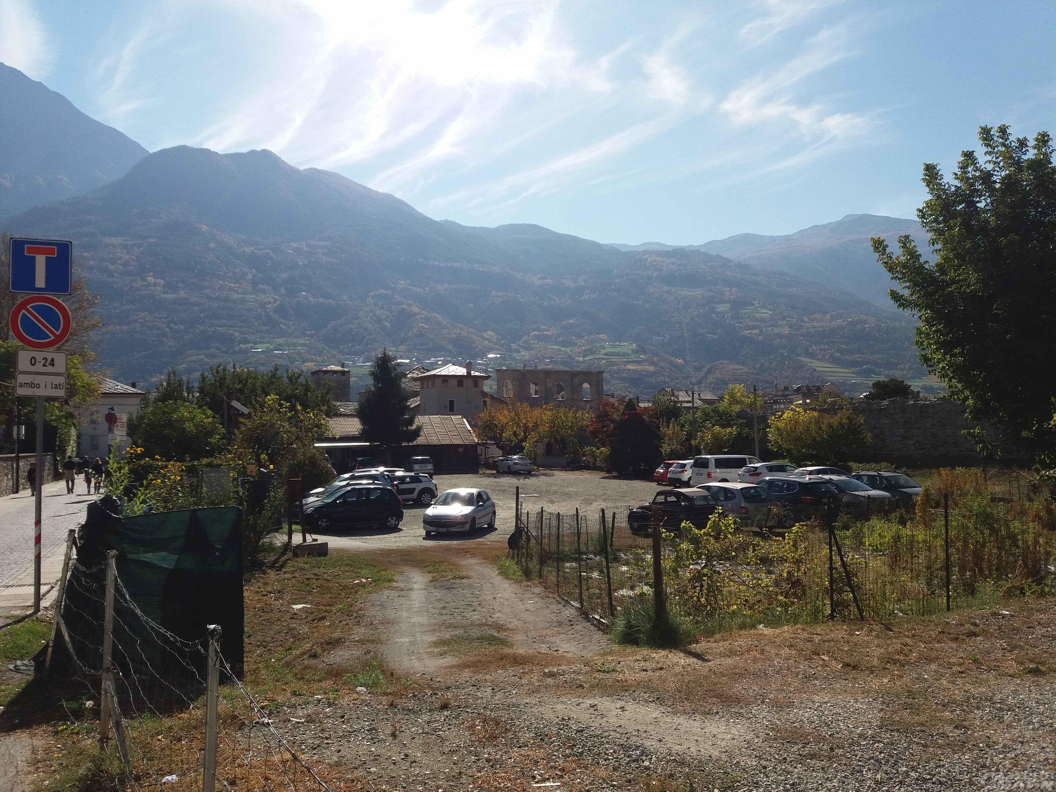 Aosta: via Antica Zecca cambierà volto