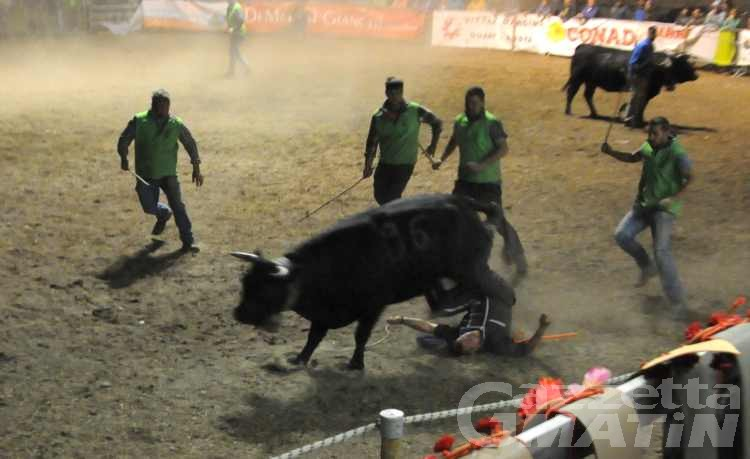 Batailles: paura in arena, poi vince Baltimora