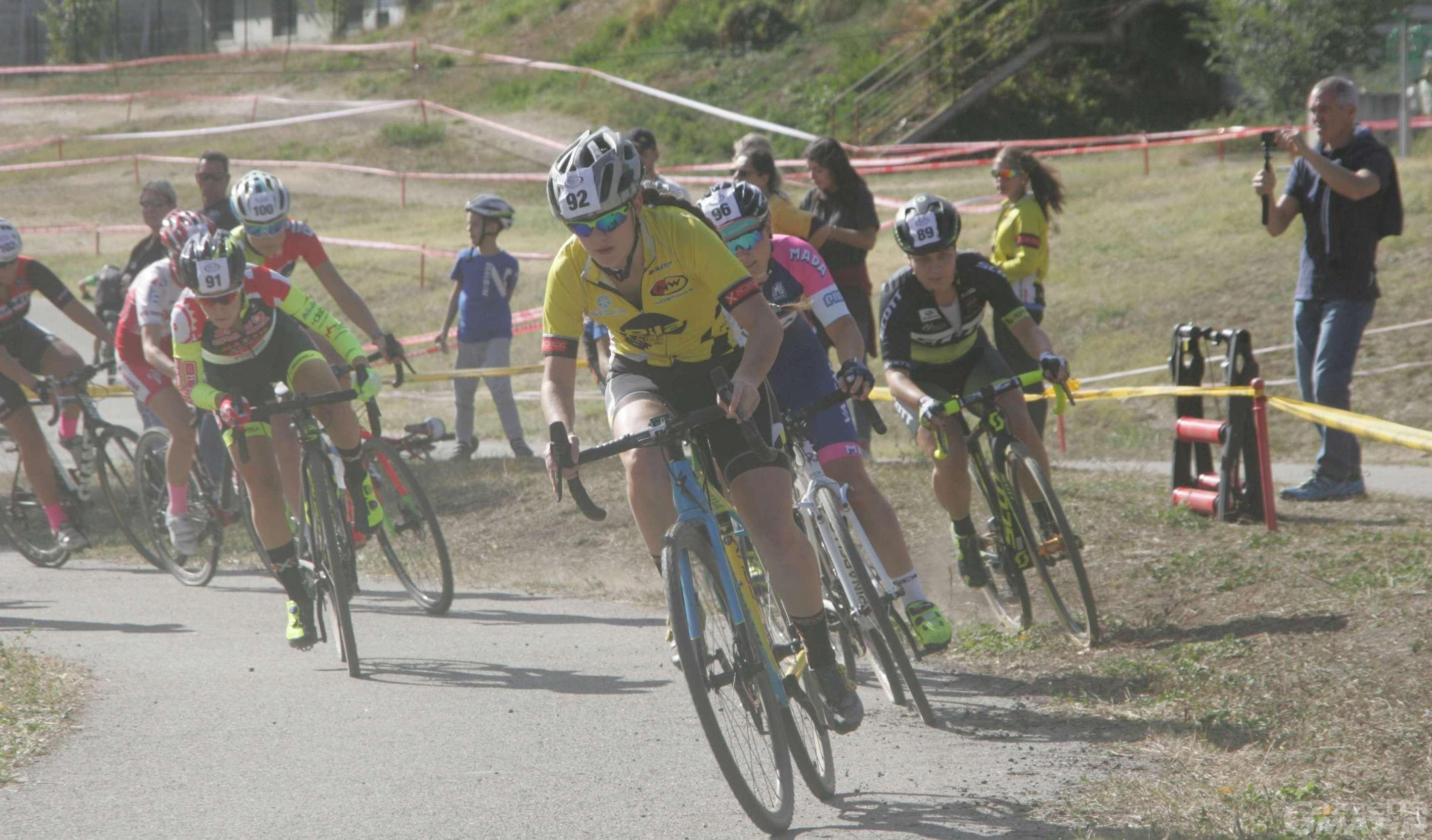 Ciclocross: rossoneri in evidenza a Borgosesia