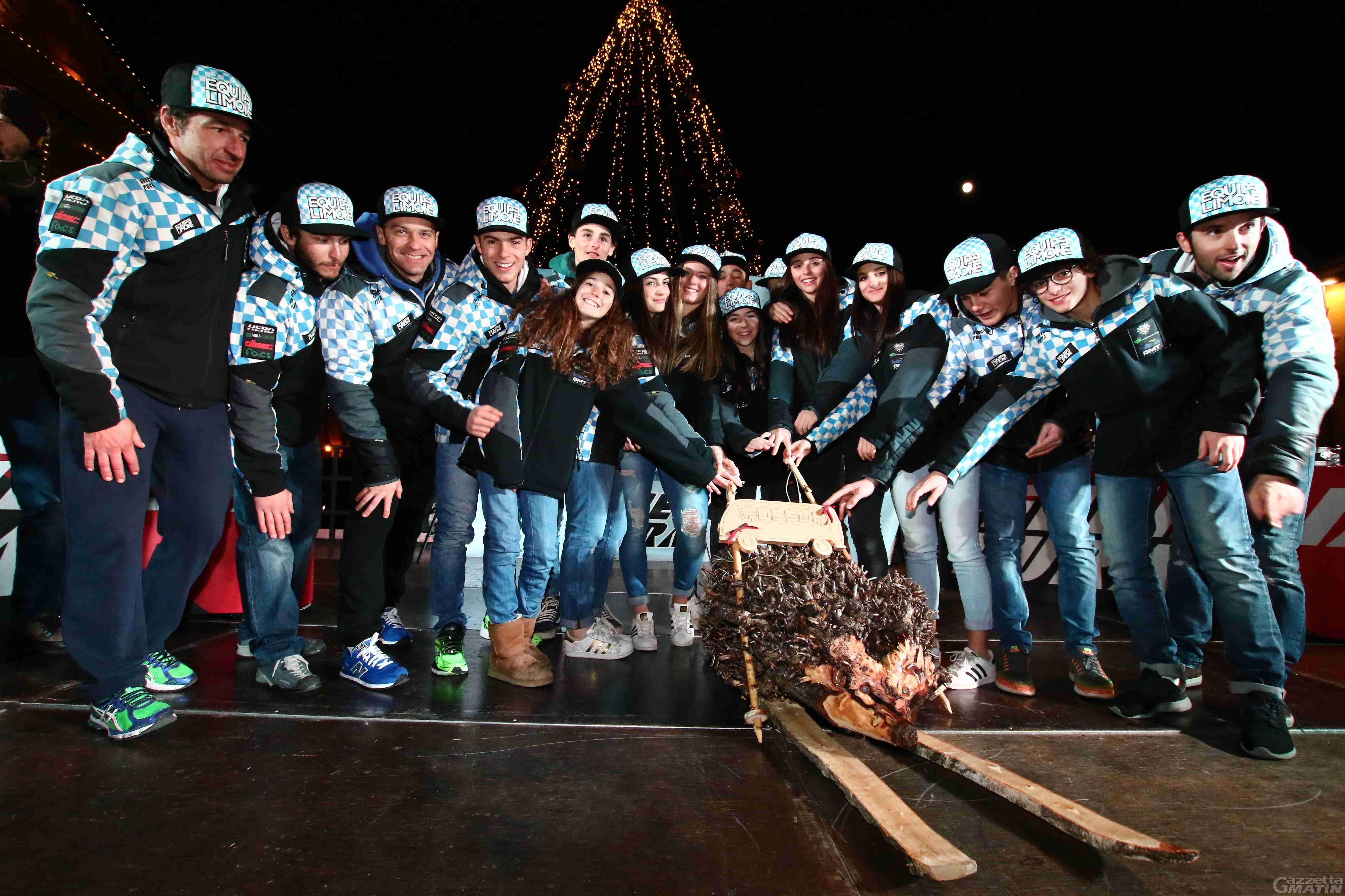 Memorial Fosson: 56 sci club all'edizione numero otto