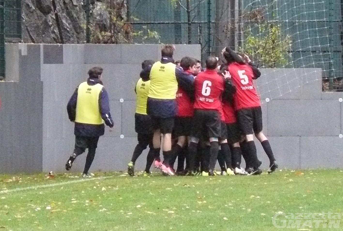 Calcio: l'Aygreville ai quarti della Coppa Italia di Eccellenza
