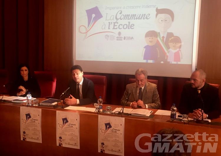 Enti locali: 'la commune à l'école' apre a famiglie e scuola infanzia