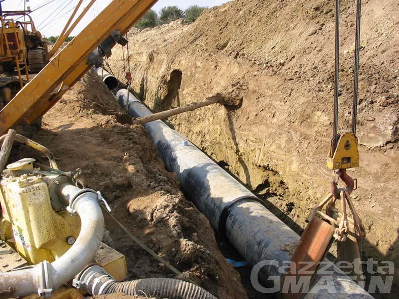 Ayas: arriva il metano nelle valli laterali