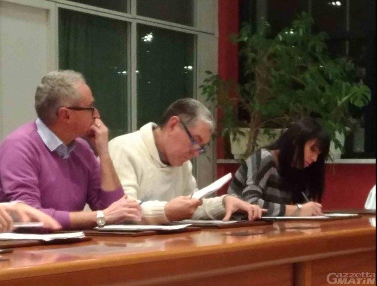 Pollein, Enrico Romagnoli esce dal gruppo di minoranza