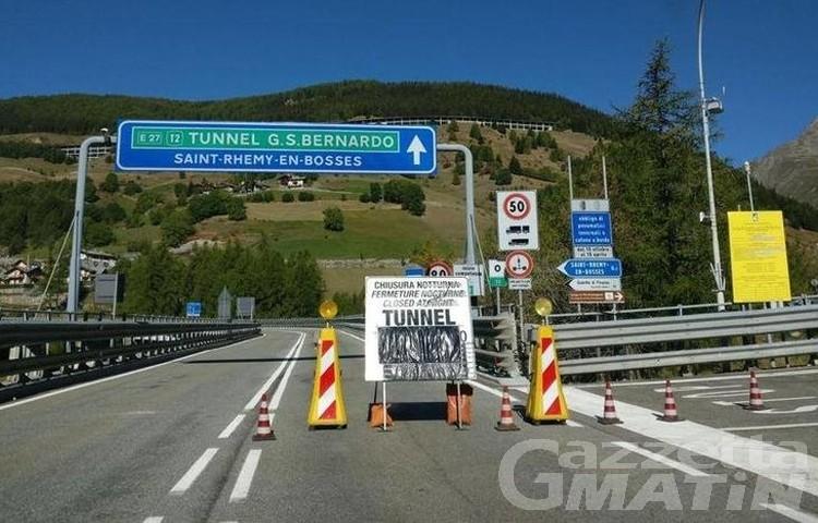 Tunnel GS Bernardo: lavori assegnati, cominceranno martedì