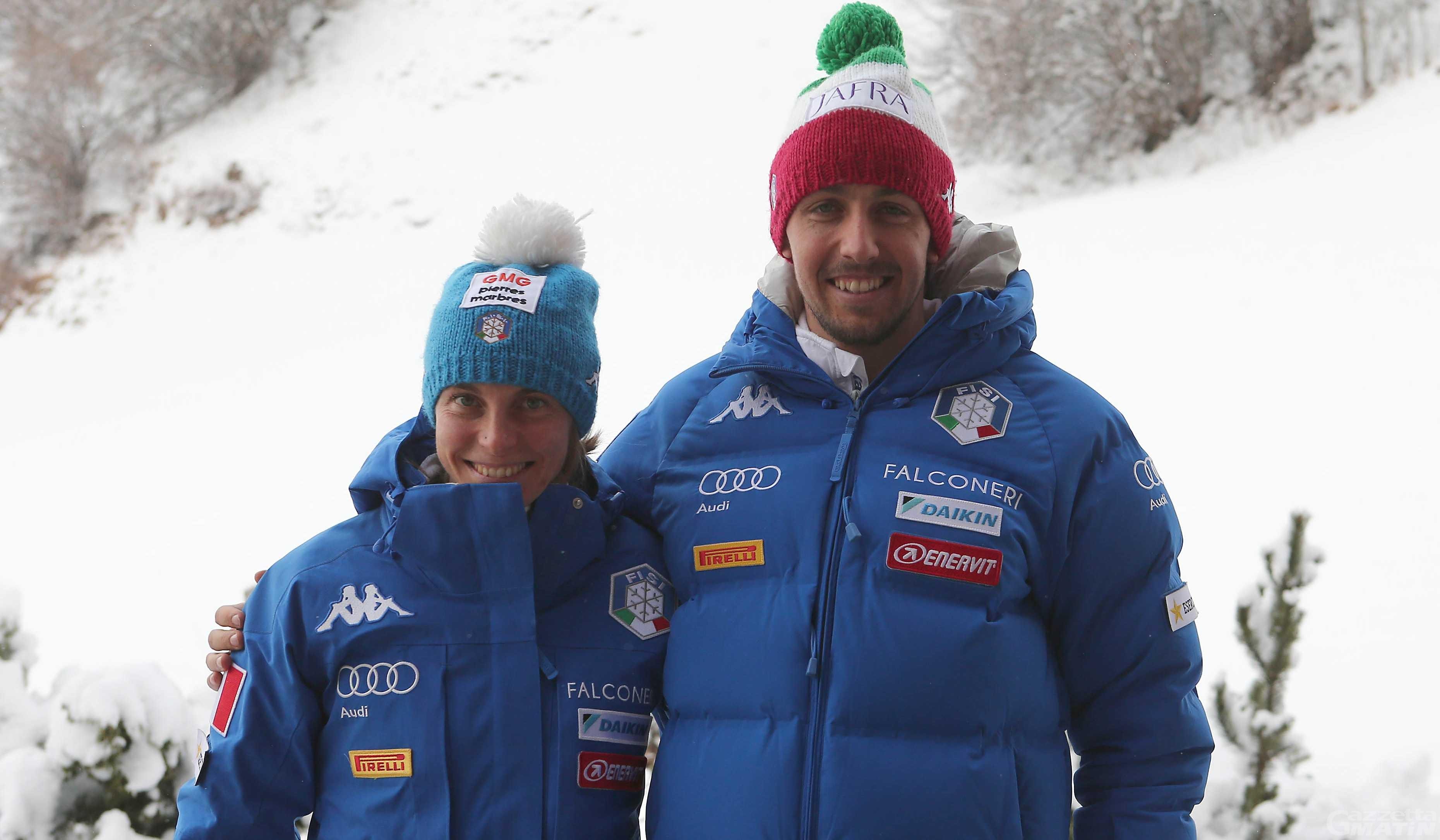Tour de ski: De Fabiani terzo, brilla anche Brocard