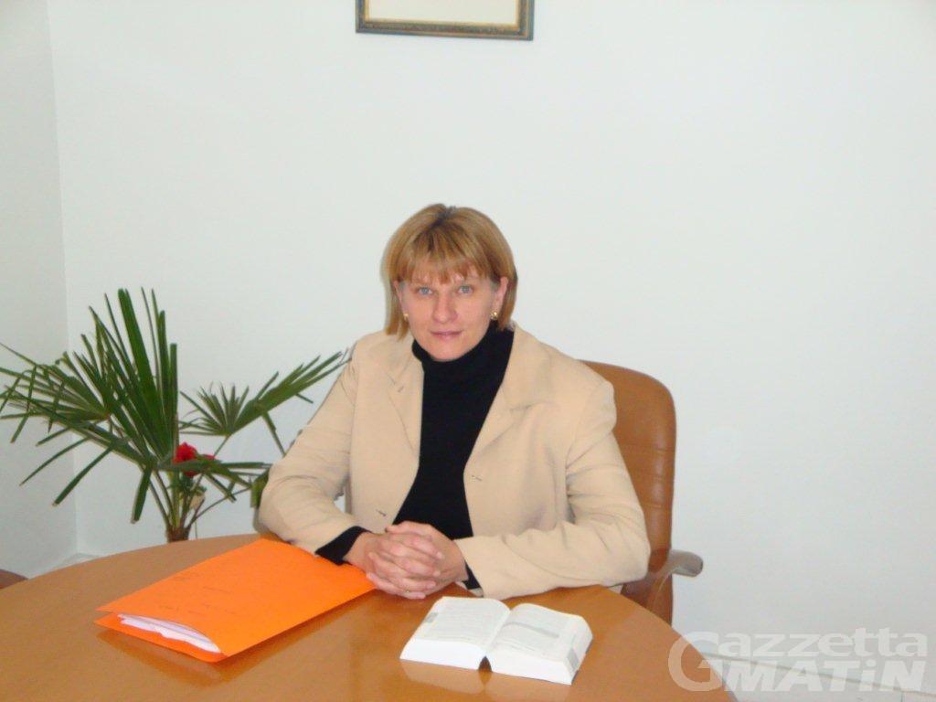 Sara Bordet nominata commissario di Valtournenche