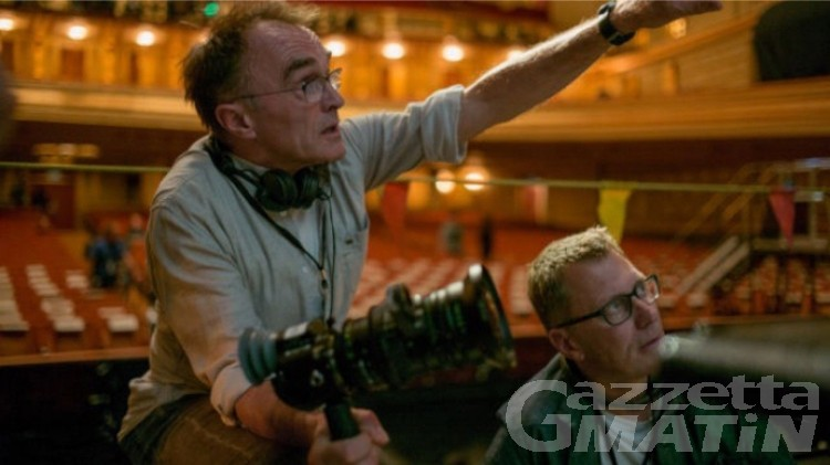 Cinema, Danny Boyle in Valle per Trust