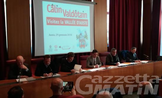 Rilancio del turismo con la Svizzera, nasce Câlin Valdôtain