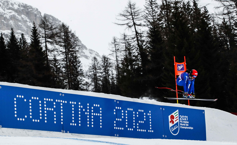 Sci alpino: Federica Brignone lontana dalle prime a Cortina
