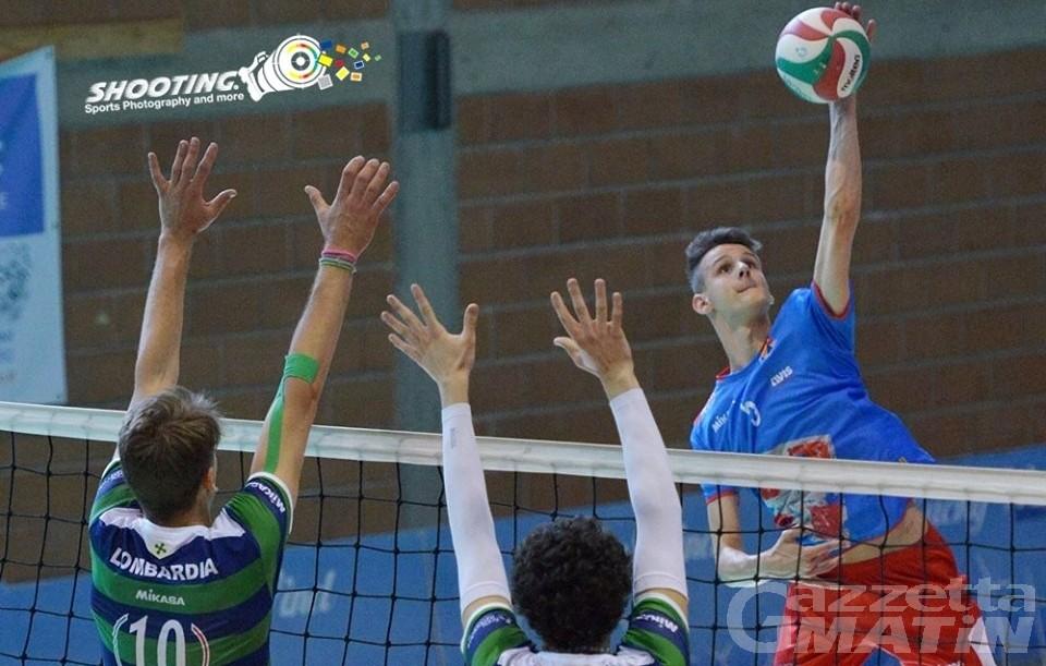 Volley: Kristian Gamba di nuovo in azzurro