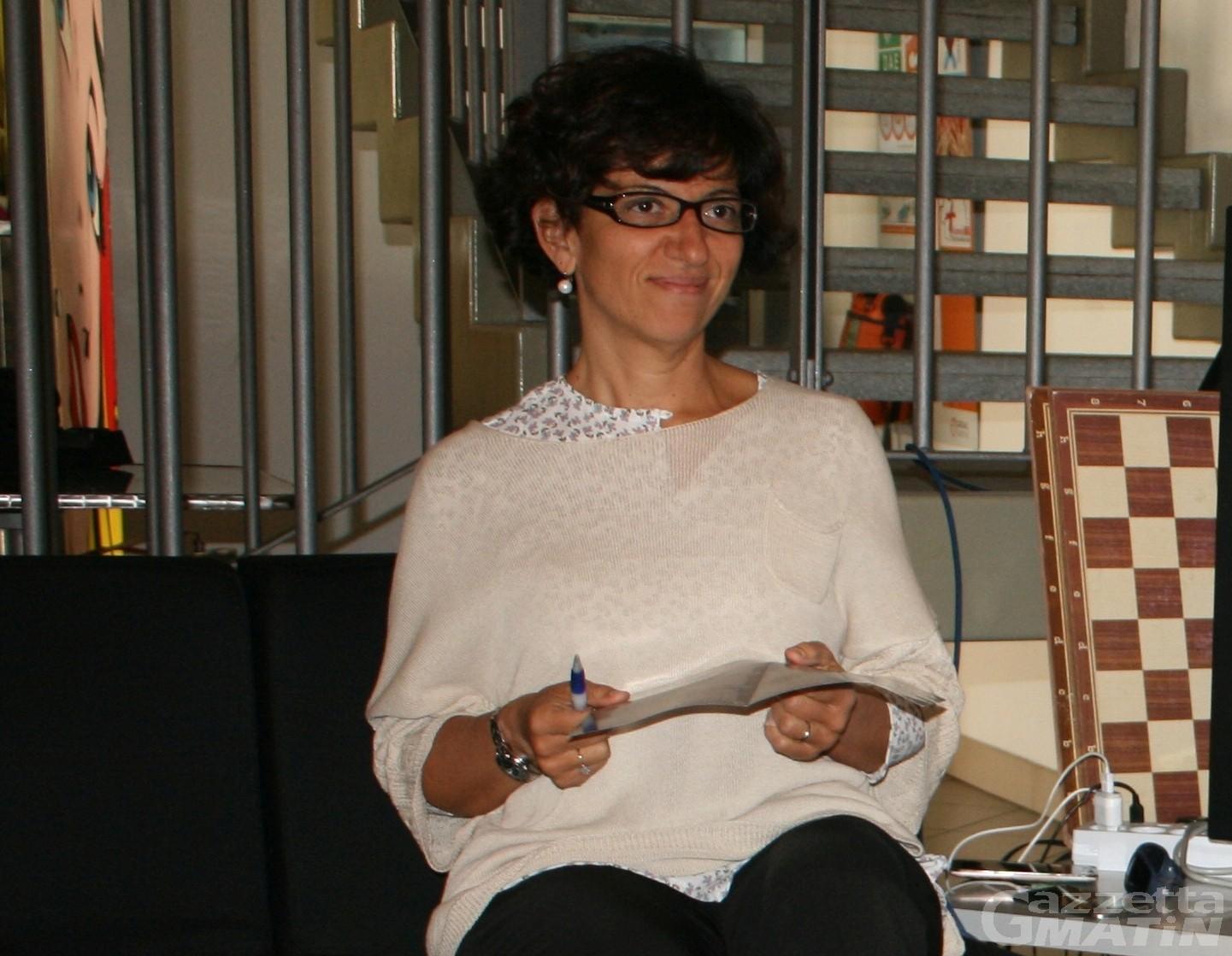 Luisa Trione candidata al Senato di Alpe, SA e PNV