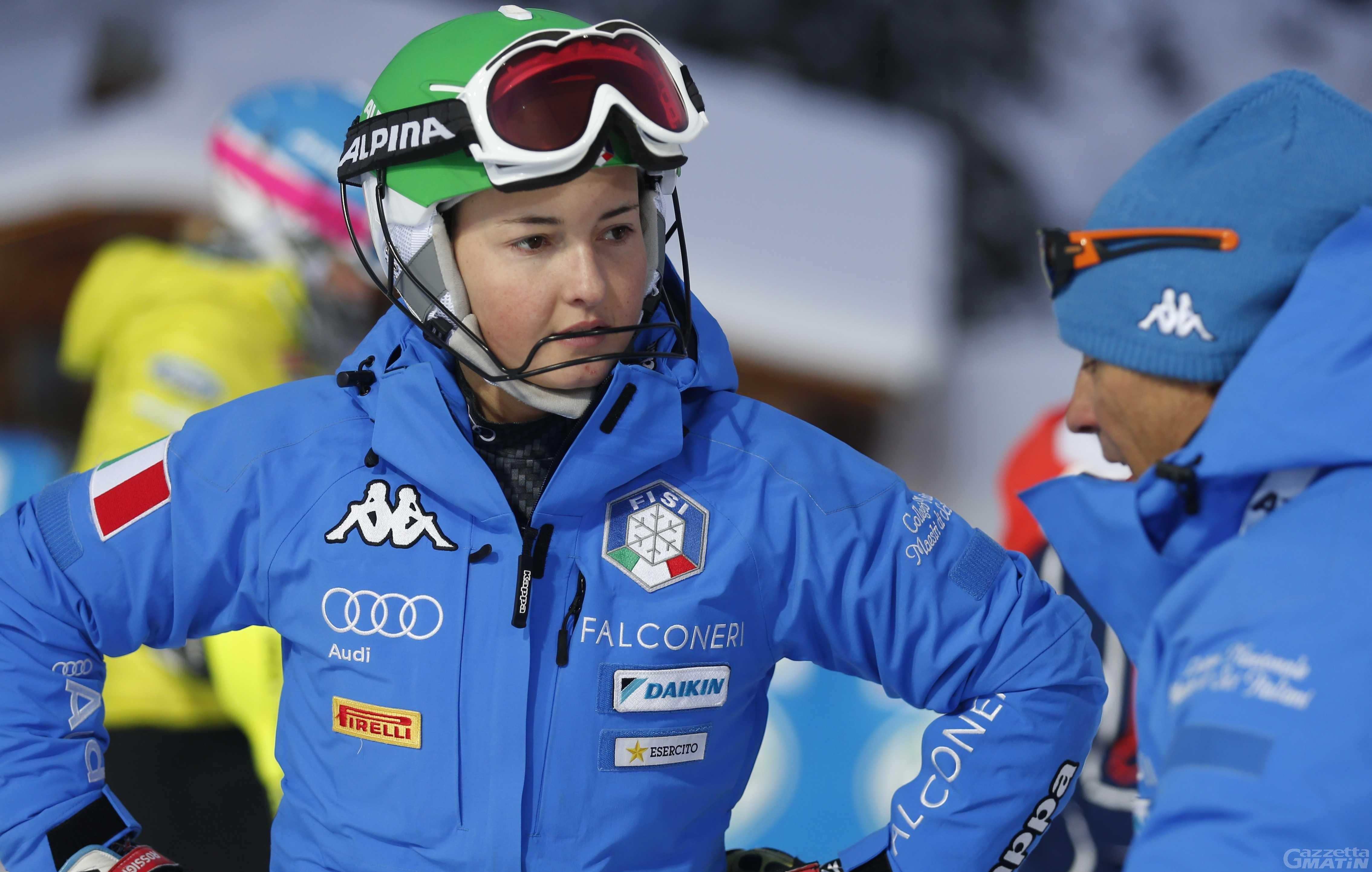 Sci alpino: Martina Perruchon vince a Monte Pora
