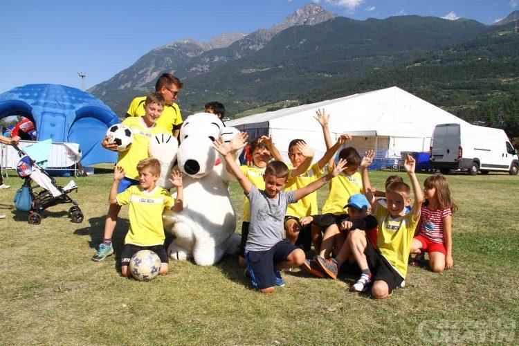Calcio giovanile: lo Snoopy Trophy torna dal 14 al 17 giugno